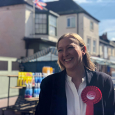 Meet Gill Ogilvie, Labour Candidate for Walsall North