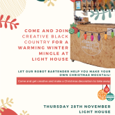 Join us at Light House this Thursday for our Winter Warmer