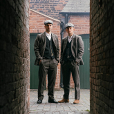 By Order of Acorns Children's Hospice…Bid for your Chance to Dress Like a Peaky Blinder