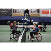 The Shrewsbury Club looking forward to hosting the LTA's National Wheelchair Tennis Championships this week