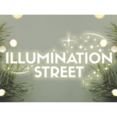 Festive fun is starting, Illumination Street Week will be held on Monday 9th to 15th December 2019,