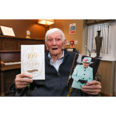 Leamington Spa Resident Reveals the Secret to Long Life as he Celebrates 100th Birthday