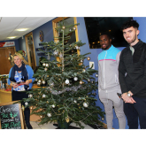 Shrewsbury Town set for tree-mendous Christmas thanks to Love Plants