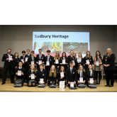 TGS achieves Suffolk first with prestigious heritage award