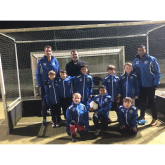 Local solicitors Cuff & Gough in #Banstead proud sponsors of the #Epsom & Ewell FC Under 8's Colts @EpsomEwellColts @CuffandGoughLLP