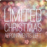 12 days of Christmas with Serenity Hair & Beauty Rooms