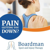 Do you live in the Kettering area and suffer from neck, back or shoulder pain?