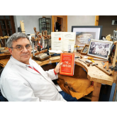 New Book About the Cartier Family History Acknowledges Help by Local Goldsmith