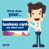 Top Tip – Your Business Card