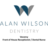 Job Vacancy for Receptionist / #DentalNurse at Alan Wilson Dentistry #Epsom