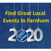 Your guide to things to do in Farnham – 10th January to 23rd January