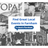 Your guide to things to do in Farnham – 24th January to 6 February