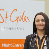 NURSES INVITED TO JOIN FANTASTIC TEAM AT ST GILES HOSPICE