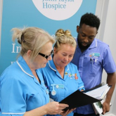 Hospice aims to extend care with new strategy