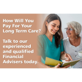 How Will You Pay For Your Care In Later Life?