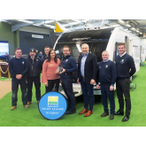 Double gold for Salop Leisure in Caravan Owner Satisfaction Awards