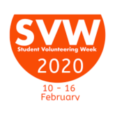 Student Volunteering Week is 10th to 16th Feb!