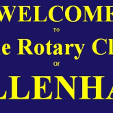 NEWS FROM THE ROTARY CLUB OF WILLENHALL.