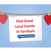 Your guide to things to do in Farnham – 7th February to 20th February