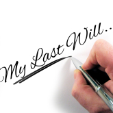 The most common mistakes people make when writing a will.