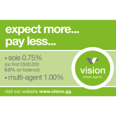 Vision Estate Agents, expect more...pay less...
