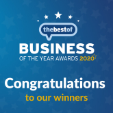 thebestof Business of the Year 2020 - Winners in Eastbourne
