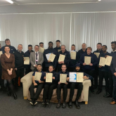 WMCA News: Nineteen people start new careers in security sector thanks to skills funding from WMCA