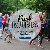 Where are the parkruns in and around Walsall?