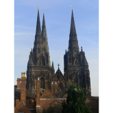 There's Hope for 2020 at Lichfield Cathedral
