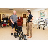 Choosing a Wheelchair from Classic Mobility