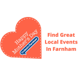 Your guide to things to do in Farnham – 13th March to 26th March