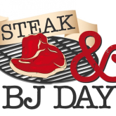 Steak & BJ Day March 14th