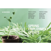 SPRING EMPLOYMENT UPDATE at Stephens Scown
