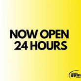Simply Gym, Walsall is now open 24/7!