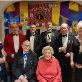 Celebrating Walsall Lions Club's 45th Charter Anniversary