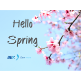 It's Spring Time at BBX Devon