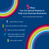 5 Ways You Can Spread Kindness & Help Local Businesses