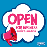 Are you open for business in Market Harborough and nobody knows?