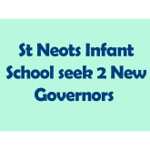 St Neots Infant School seek 2 new Goverors...