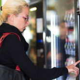 Vending machines remain a safe entity for the provision of food and drink.