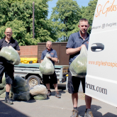 RECYCLE YOUR GARDEN WASTE AND SUPPORT ST GILES HOSPICE BY REGISTERING FOR GREENCYCLE