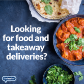 Food Takeaway and Delivery Services in and around Kettering
