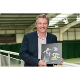 Book inspired by Shrewsbury tennis tournaments shortlisted for prestigious national award