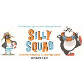 Take part in the Summer Reading Challenge 2020. Let's Get Silly