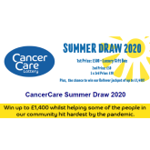 CancerCare Lottery Summer Draw 2020