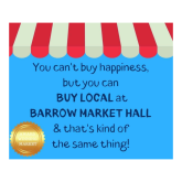 Exciting times at Barrow Market Hall.