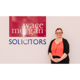 Claire is promoted to head of conveyancing at Wace Morgan