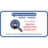 We Are Hiring – Digital Marketing Assistant