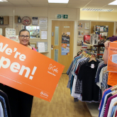 ST GILES HOSPICE TO RE-OPEN SHOPS IN KINGTANDING AND WYLDE GREEN AS CUSTOMERS PRAISE SAFETY MEASURES