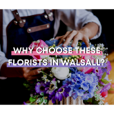 Why choose these florists in Walsall?